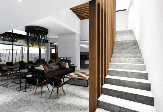 Craighall Residence