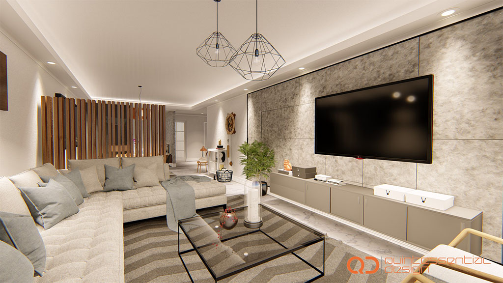 Bedford Residential Apartment Design